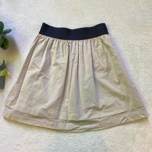 Club Monaco Tiered Skirt